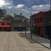 My Street for Poser image 6