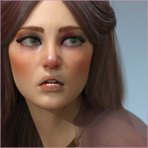 Xandra for Genesis 8 Female image 6