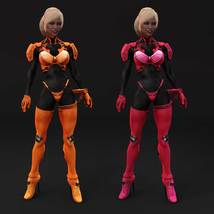 Abrion Combat Suit Material AddOn Iray image 4