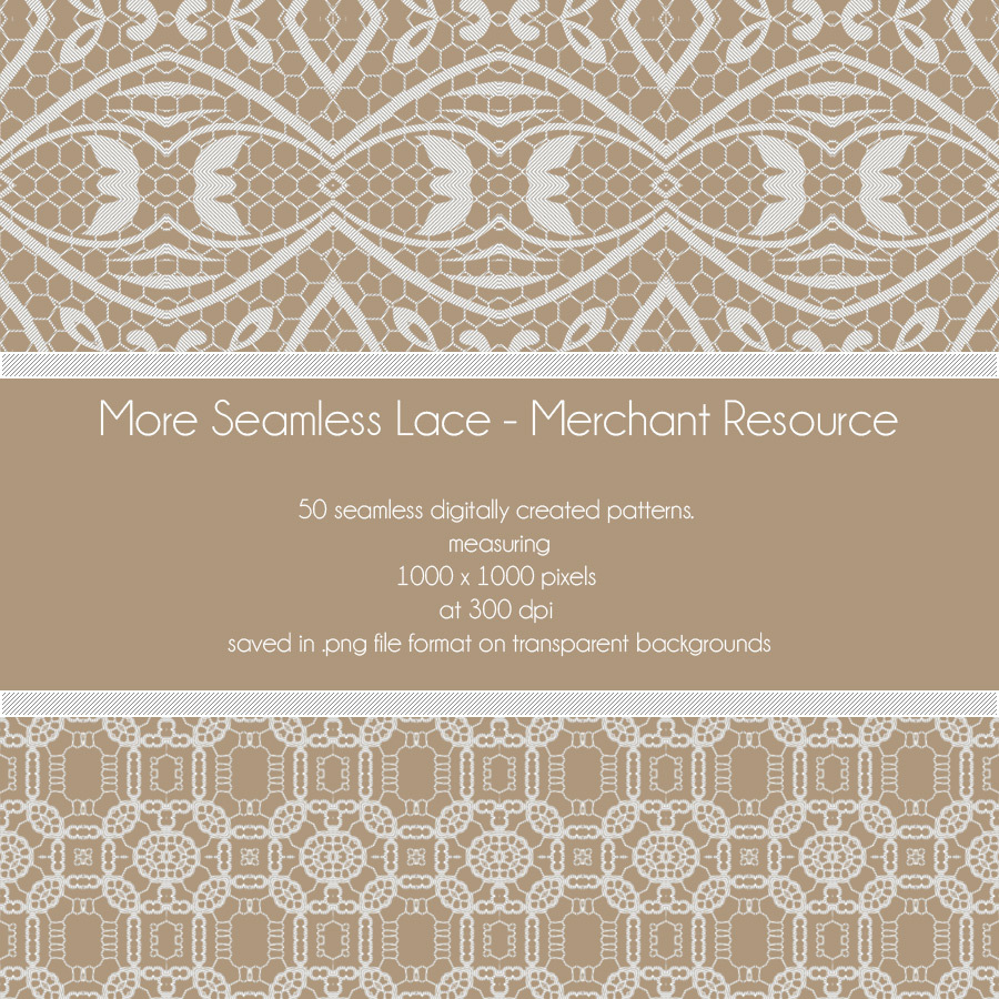 More Seamless Lace - Merchant Resource by adarling97