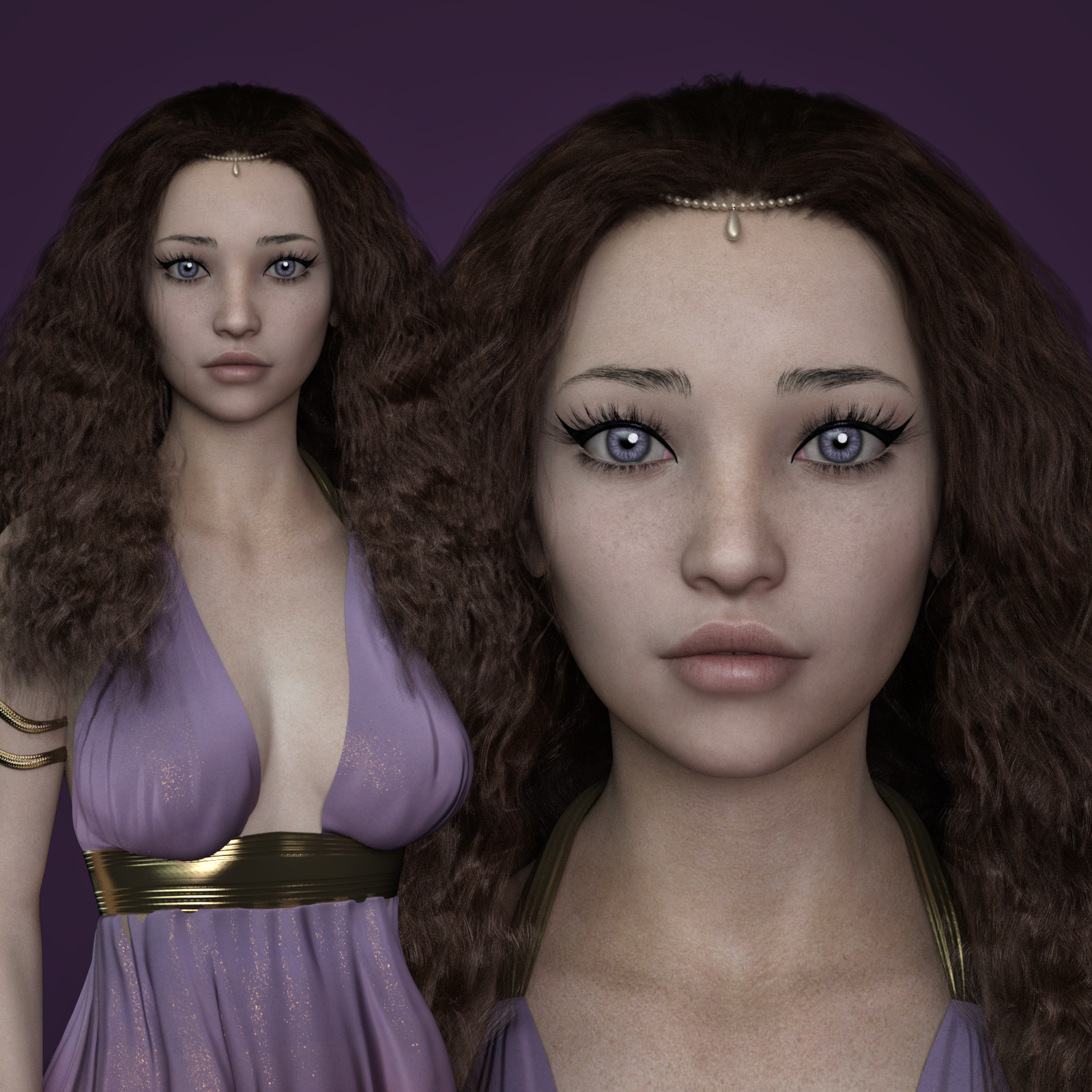 MbM Celeste for Genesis 3 and 8 Female by Heatherlly