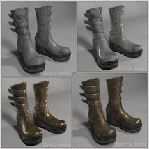 PBR Styles for LF Charade Boots image 2