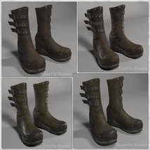 PBR Styles for LF Charade Boots image 3
