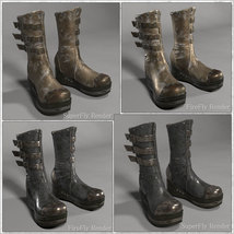 PBR Styles for LF Charade Boots image 5