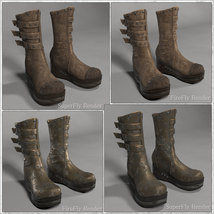 PBR Styles for LF Charade Boots image 6