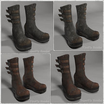 PBR Styles for LF Charade Boots image 7