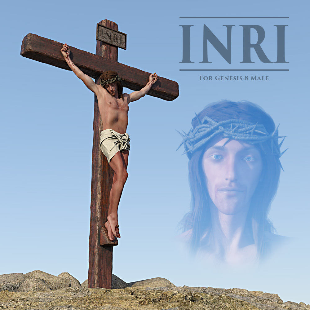 INRI for G8M by powerage