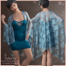 Styles for Shirred Dress image 1