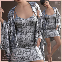 Styles for Shirred Dress image 2