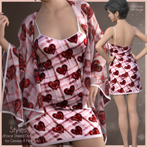 Styles for Shirred Dress image 4