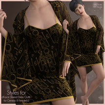 Styles for Shirred Dress image 6