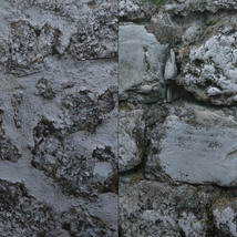 Panoramic Texture Resource: Worn Walls - Extended License image 2