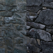 Panoramic Texture Resource: Worn Walls - Extended License image 3