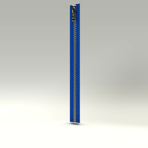 Zipper. Fully rigged  - Extended License image 4