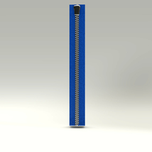 Zipper. Fully rigged  - Extended License image 5