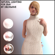 Natural Lighting For Iray image 2
