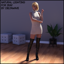 Natural Lighting For Iray image 3