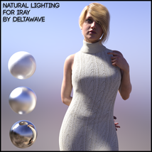 Natural Lighting For Iray image 4