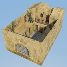 Balmora patio set for Daz Studio image 5