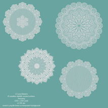 More Seamless Lace 3 - Merchant Resource image 10