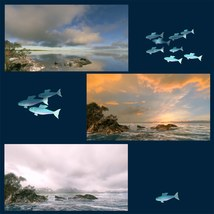 10 Ships and Shores Backgrounds image 2