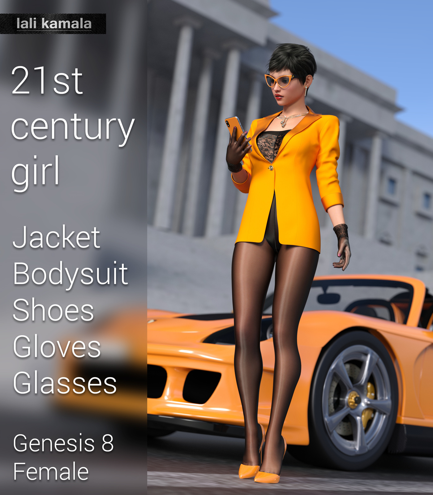 21st Century Girl by Lali-K