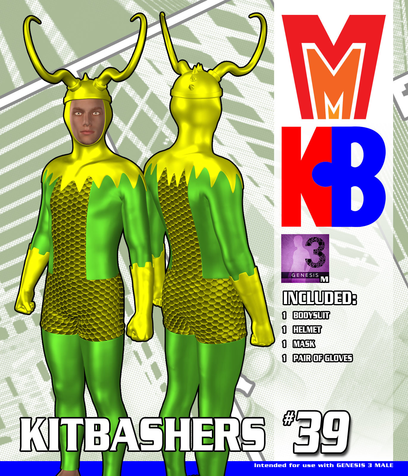 Kitbashers 039 MMG3M by MightyMite