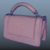 Pink Pochette - 3D Photoscanned PBR - Extended License image 8