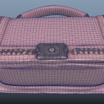 Pink Pochette - 3D Photoscanned PBR - Extended License image 10