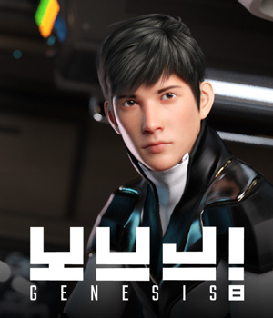Yuji for Genesis 8 Male 3D Figure Assets sithlordsims