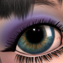 3DS Maisie Makeup Resource image 1