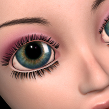 3DS Maisie Makeup Resource image 4