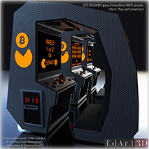 80s ARCADE Machine Model B image 4
