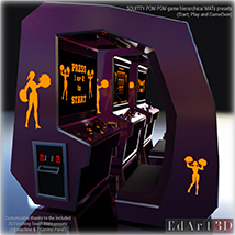 80s ARCADE Machine Model B image 5