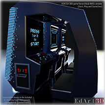 80s ARCADE Machine Model B image 6