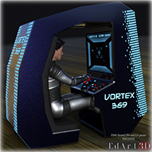 80s ARCADE Machine Model B image 7