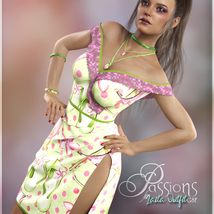 Passions Laila Outfit G8F image 9