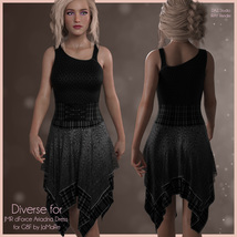 Diverse for Ariadna Dress image 2