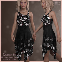 Diverse for Ariadna Dress image 3