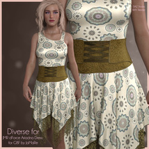 Diverse for Ariadna Dress image 4