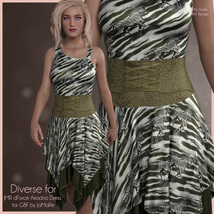 Diverse for Ariadna Dress image 5
