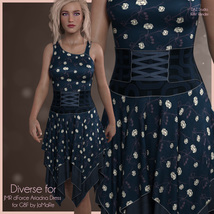 Diverse for Ariadna Dress image 6