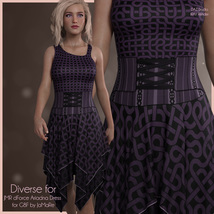 Diverse for Ariadna Dress image 8