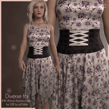 Diverse for Ariadna Dress image 9