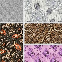 Seamless Random Patterns 4 - Merchant Resource image 1