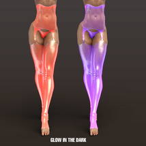 Iray FX Material Addon for Wet Look Stockings image 4