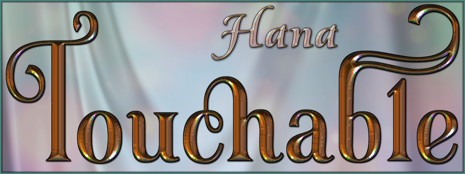 Touchable Hana Poser by -Wolfie-