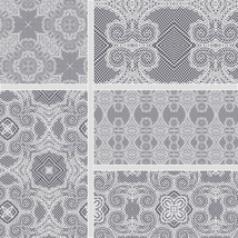 More Seamless Lace 4 - Merchant Resource image 10