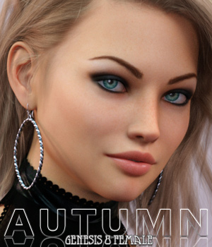 Autumn For Genesis 8 Female