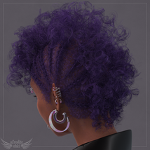 Adedayo Hair for La Femme and more image 6